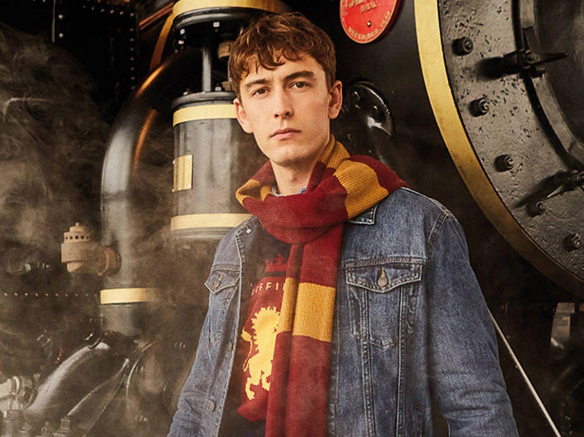 Foto: Sudadera y bufanda de Harry Potter. (Instagram, @springfieldmw)