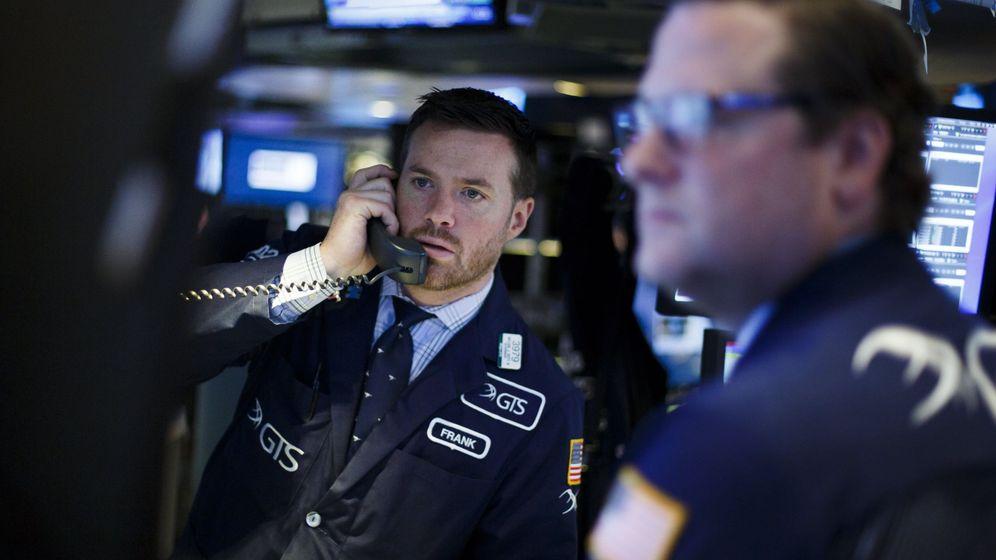 Foto: Bolsa de Wall Street (Reuters)