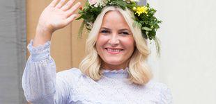 Post de Mette-Marit, el cumpleaños de la princesa más terrenal