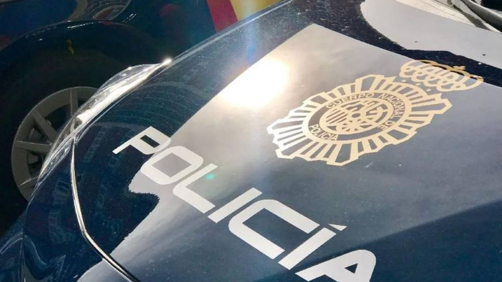 Foto: Coches patrulla de la Policía Nacional (Policía Nacional)