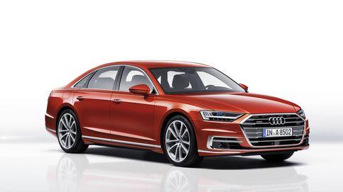 Audi A8, el coche más avanzado
