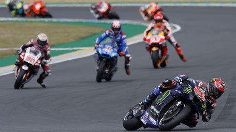 Ducati y Quartararo marcan el ritmo de MotoGP en el Gran Premio de Francia