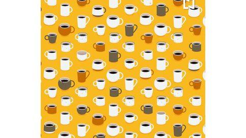 Acertijo viral: ¿eres capaz de encontrar las cinco tazas diferentes?
