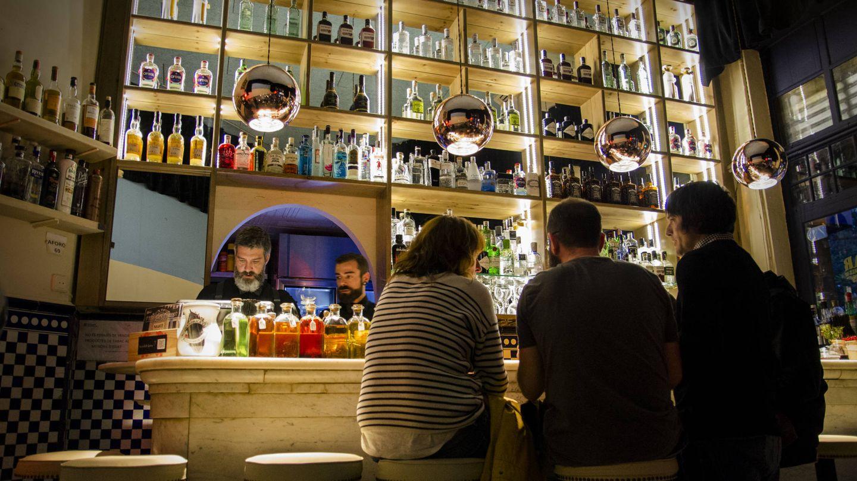El templo de los 'gin-tonics' en Barcelona