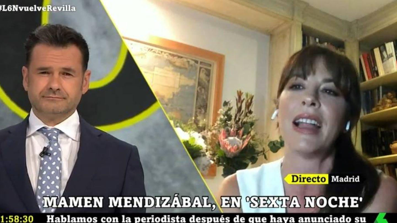 Iñaki y Mendizábal. (La Sexta).