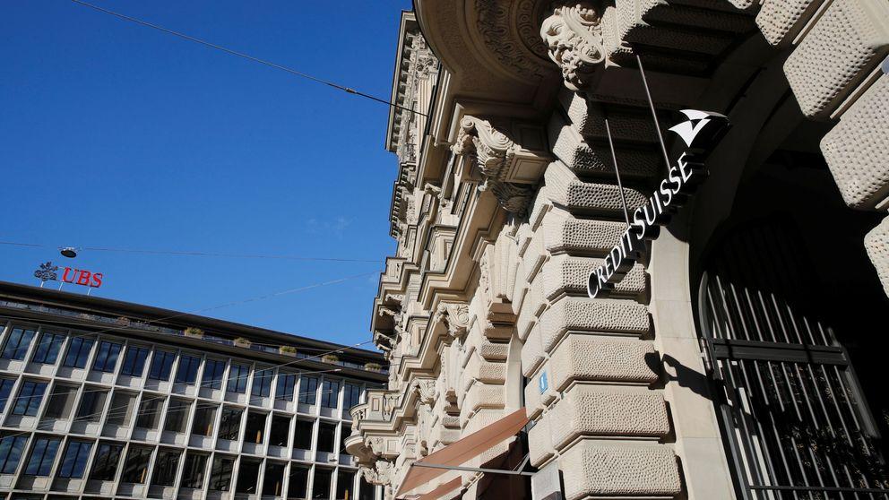 UBS y Credit Suisse celebran en bolsa los rumores de su fusión