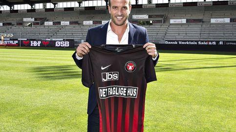 Van der Vaart, de estrella internacional a jugar en el Midtjylland danés
