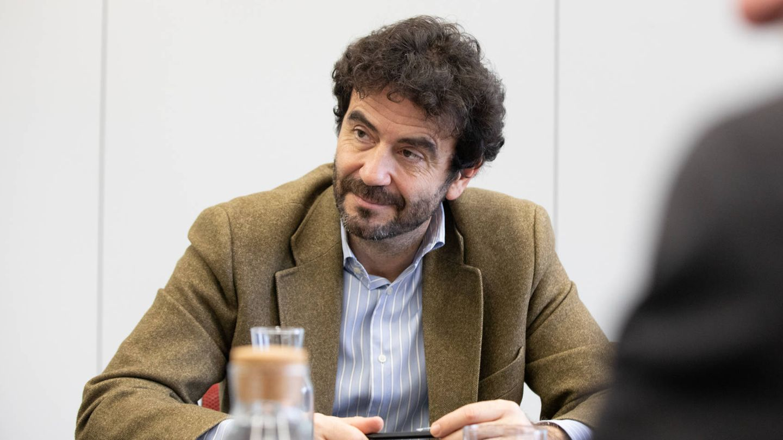 Juan Carlos Martínez Lázaro, profesor de Economía de IE University.