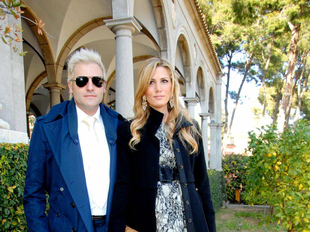 Foto: Cañizares y Mayte. (Getty)