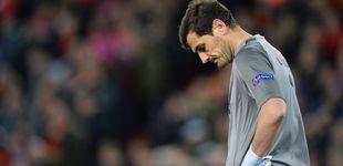 Post de La última palabra de Iker Casillas en el fútbol y su parón obligatorio (que no definitivo)