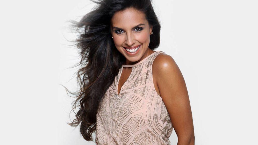 Foto: Mirela Cabero, vetada por Televisión Española. (Pedro Miguel Carrillo)