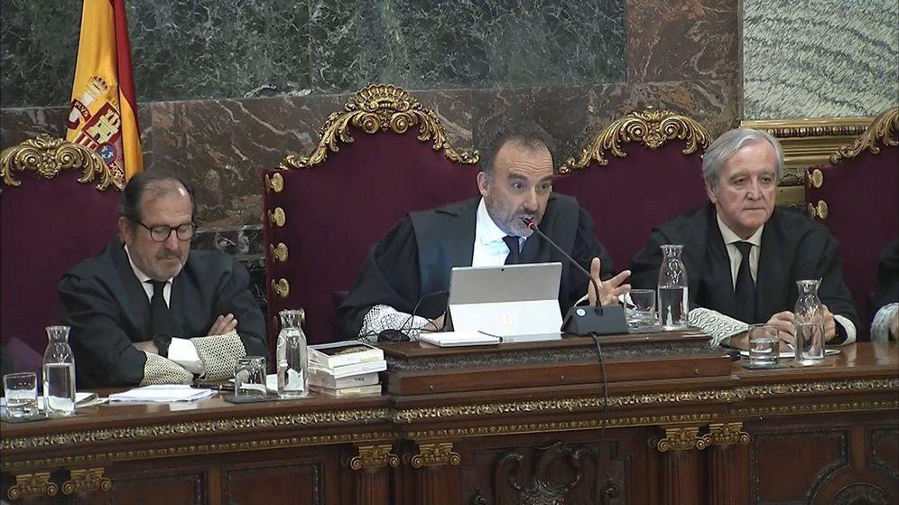 Foto: Nueva sesión del juicio del 'procés'. (EFE)