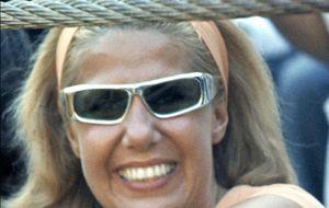 Foto: La vida de la Duquesa de Alba en imágenes
