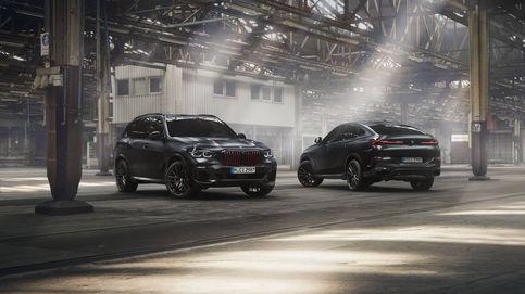 BMW lanza la nueva edición limitada Black Vermilion de los X5 y X6