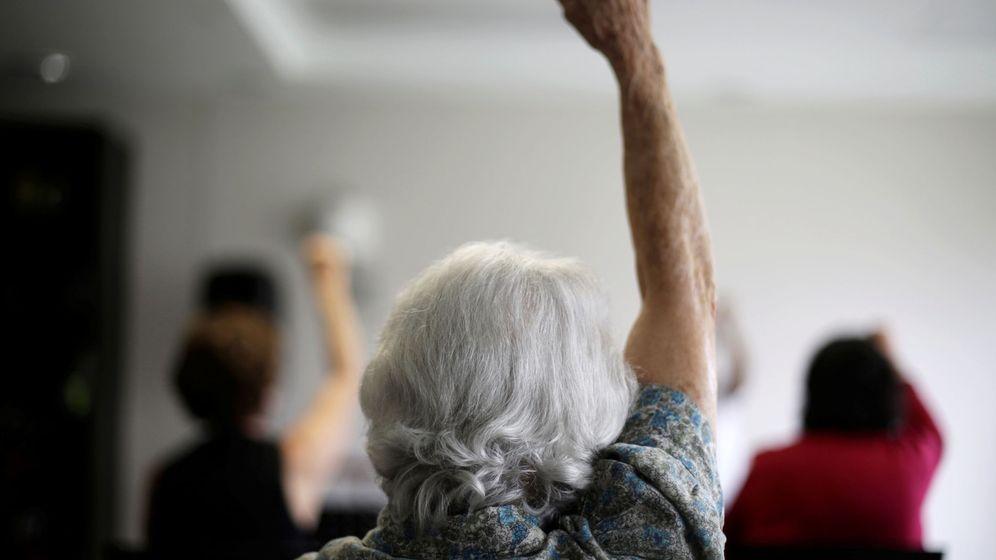 Foto: Una sola hora de ejercicio semanal puede ser vital para las personas mayores (Reuters/Juan Carlos Ulate)