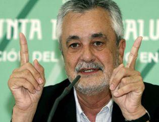 Foto: Griñán se blinda ante el PP: apartó del poder al consejero que subvencionó a Matsa