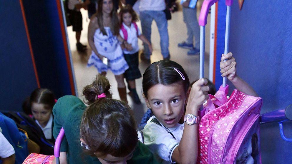 Las diez pautas necesarias para que la vuelta de los niños al colegio vaya bien