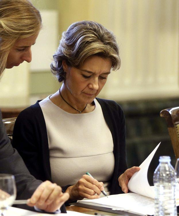 Foto: La ministra de Agricultura, Alimentación y Medio Ambiente, Isabel García Tejerina. (EFE)