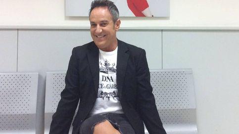 Víctor Sandoval se desahoga en el 'Deluxe': Desde 2016 no toco miembro