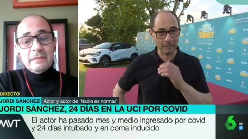 El actor Jordi Sánchez lanza un mensaje a los jóvenes tras pasar por la UCI