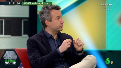 El doctor César Carballo se harta de Fernando Simón: Debería dimitir
