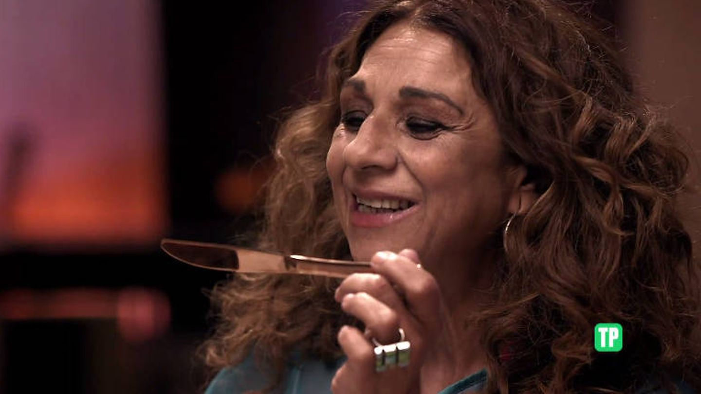 La carismática Lolita Flores, el nuevo rostro del prime time de La 1. (RTVE)