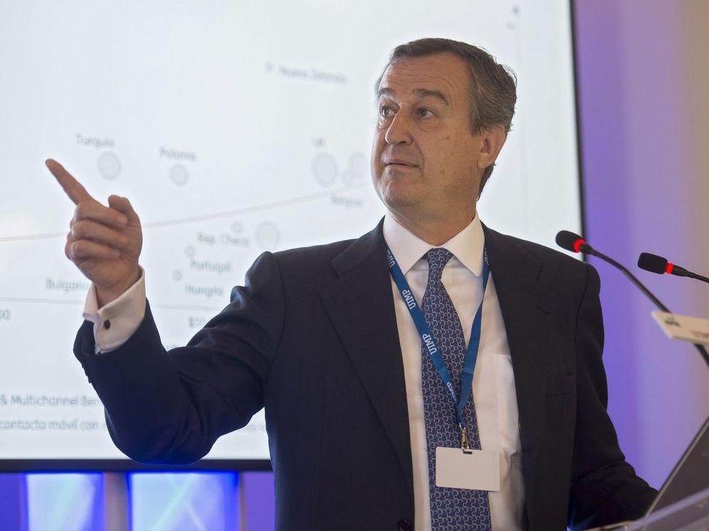 Foto: César Gónzalez-Bueno, hasta ahora CEO de ING en España y Portugal (Efe)