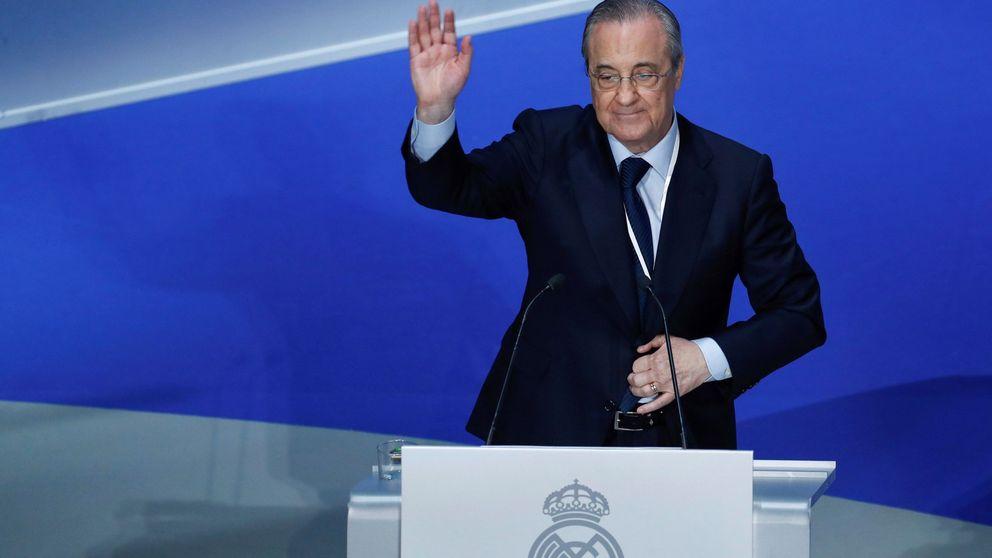 Florentino rechaza a Tebas: Nos negamos a jugar en Estados Unidos