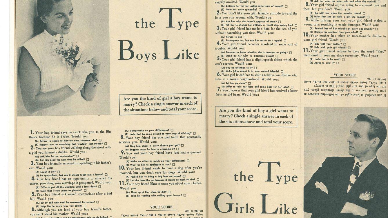 Foto: Test: El tipo de chica o chico que eres