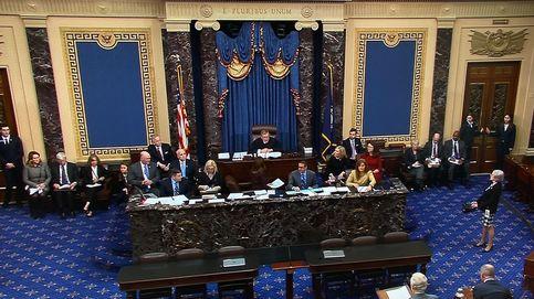 El 'impeachment' aterriza en el Senado: todo listo para que arranque el 'juicio' a Trump