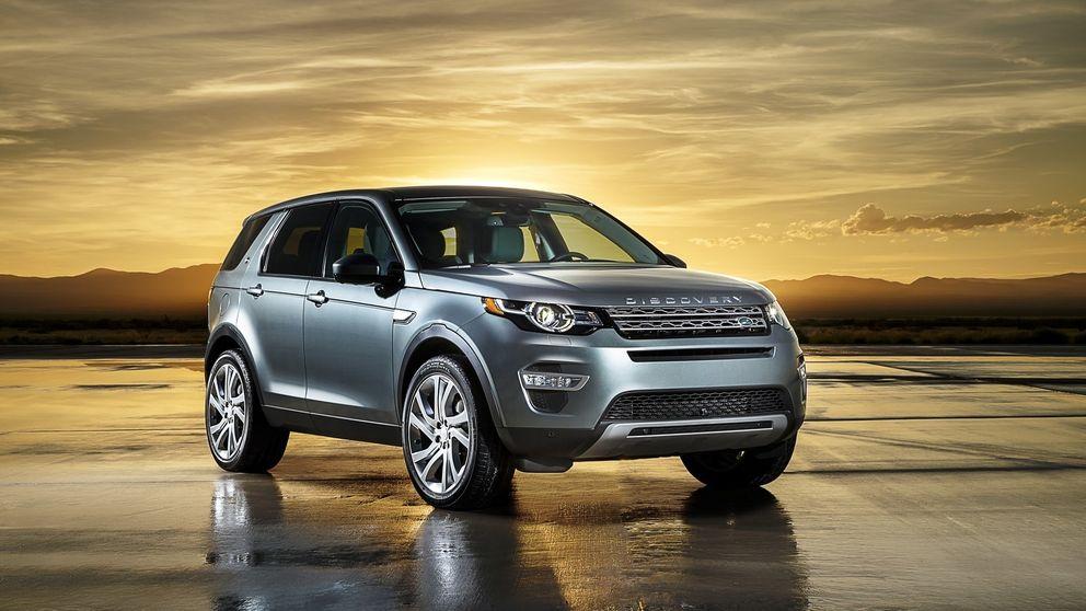 Discovery Sport, el sucesor del Land Rover Freelander