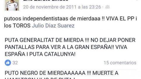 El Lleida despide a su último fichaje por sus mensajes anticatalanes y racistas