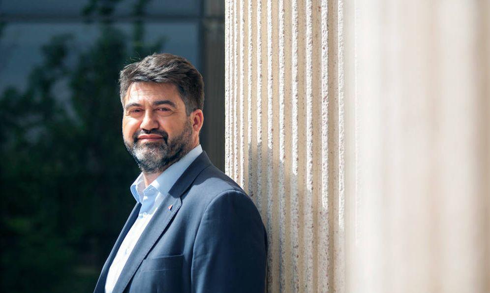 Foto: Carlos Sánchez Mato. (Fotos: Enrique Villarino)