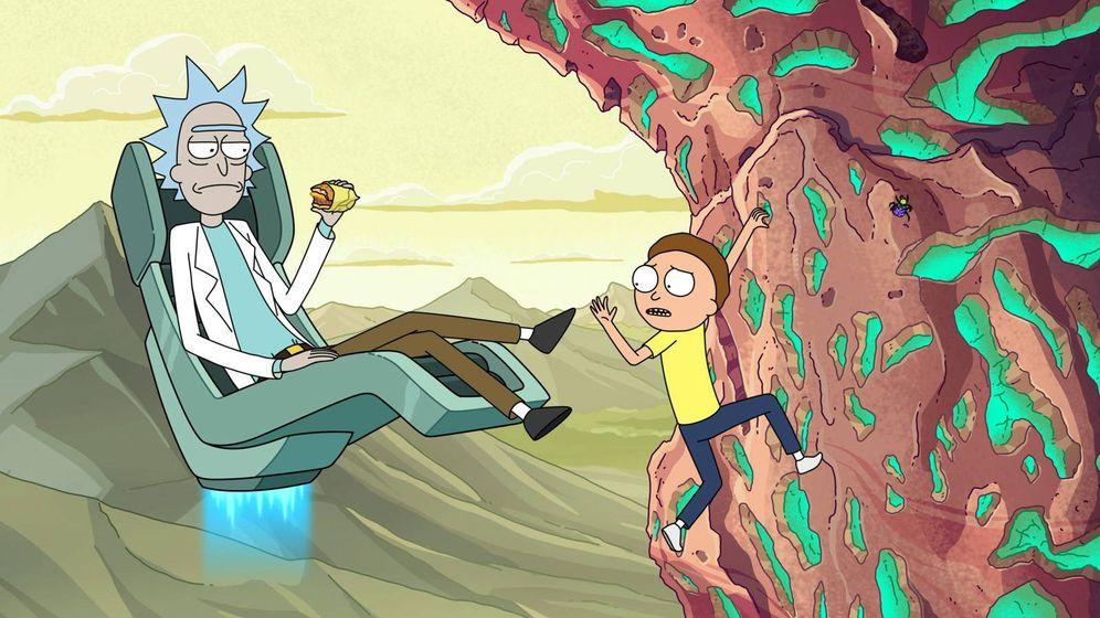 Foto: HBO España estrena la cuarta temporada de 'Rick