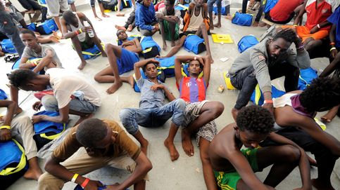 El Aquarius solicita un puerto para 141 personas rescatadas en el Mediterráneo