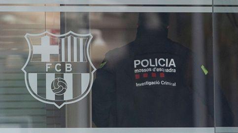 Los Mossos creen que 192.000€ del Barçagate se simularon como gastos de La Masia