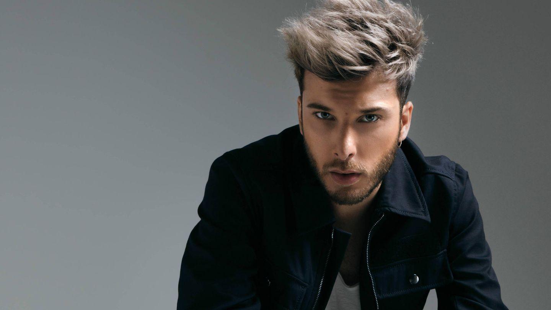 El cantante murciano Blas Cantó. (TVE)