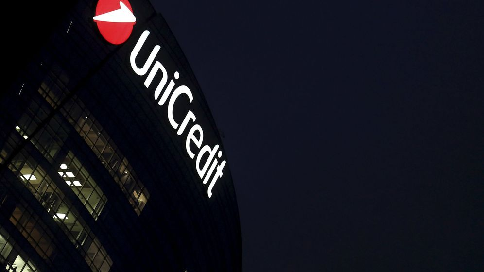 Foto: Sede principal de Unicredit. (Reuters)