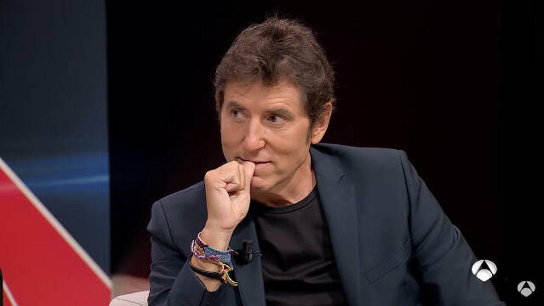 Manel Fuentes, nuevo presentador de 'Veo como cantas'. (Antena 3)