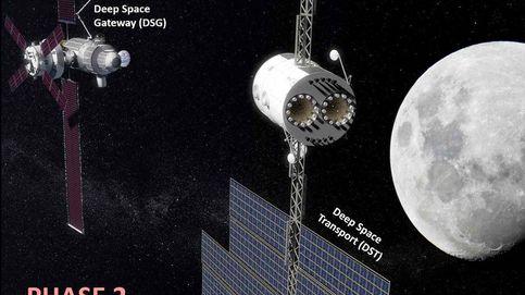 El plan secreto de la NASA para ir a Marte ya no lo es tanto: primera parada, la Luna