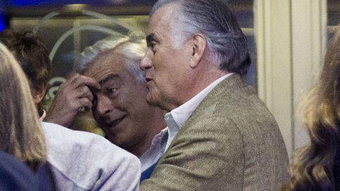 Bárcenas, fan incondicional de su hijo Willy en su concierto en Madrid