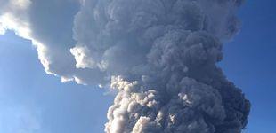 Post de La explosión del volcán italiano Estrómbolideja un muerto y un herido