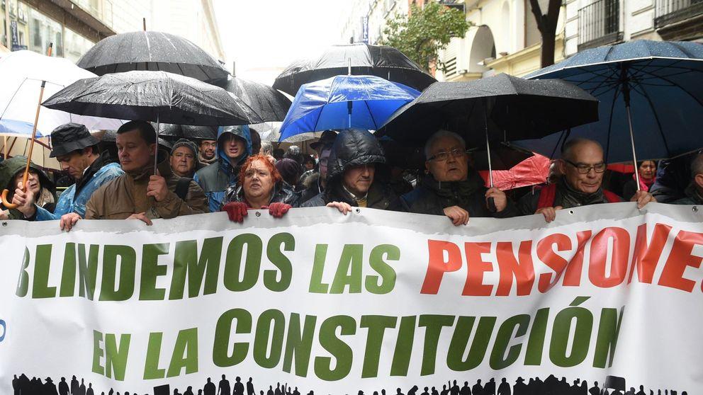 Victoria del Gobierno: el Pacto de Toledo acepta subir las pensiones con el IPC