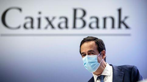 Liberbank y CaixaBank lideran el aumento del crédito antes de sus fusiones