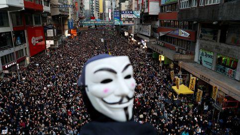 Seis meses de protestas en Hong Knog