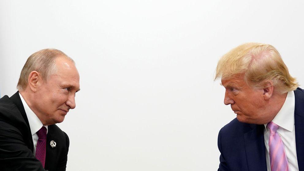 Trump bromea con Putin en el G20: No te metas en las elecciones