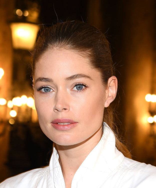Foto: Doutzen Kroes, en el desfile de Stella McCartney de la Paris Fashion Week Womenswear Fall-Winter 2019/2020. (Getty)