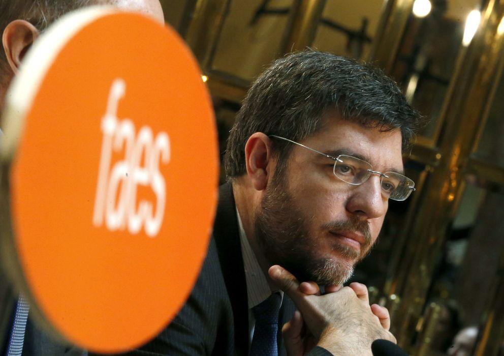 Foto: El secretario de Estado de Energía, Alberto Nadal. (EFE)