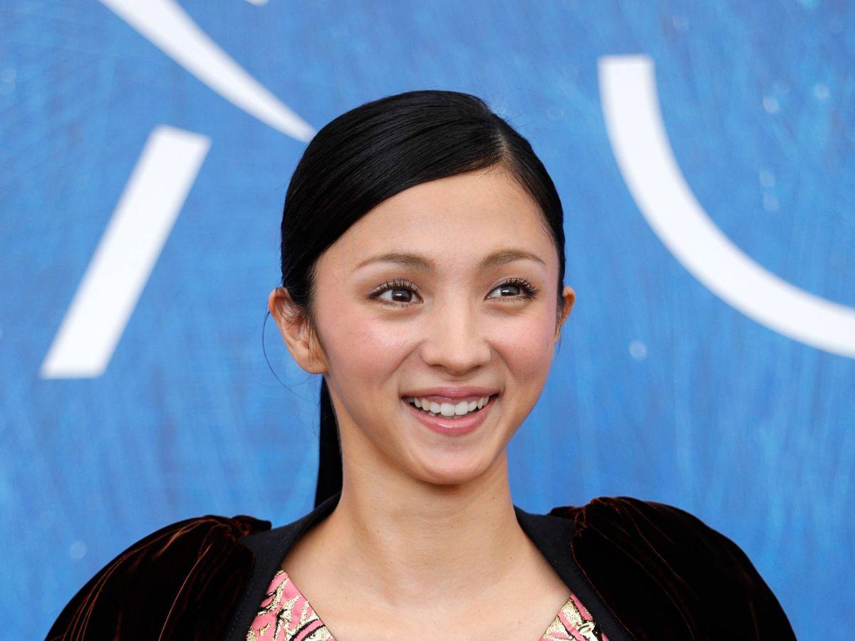 Foto: La actriz japonesa Hikari Mitsushima. (Getty)