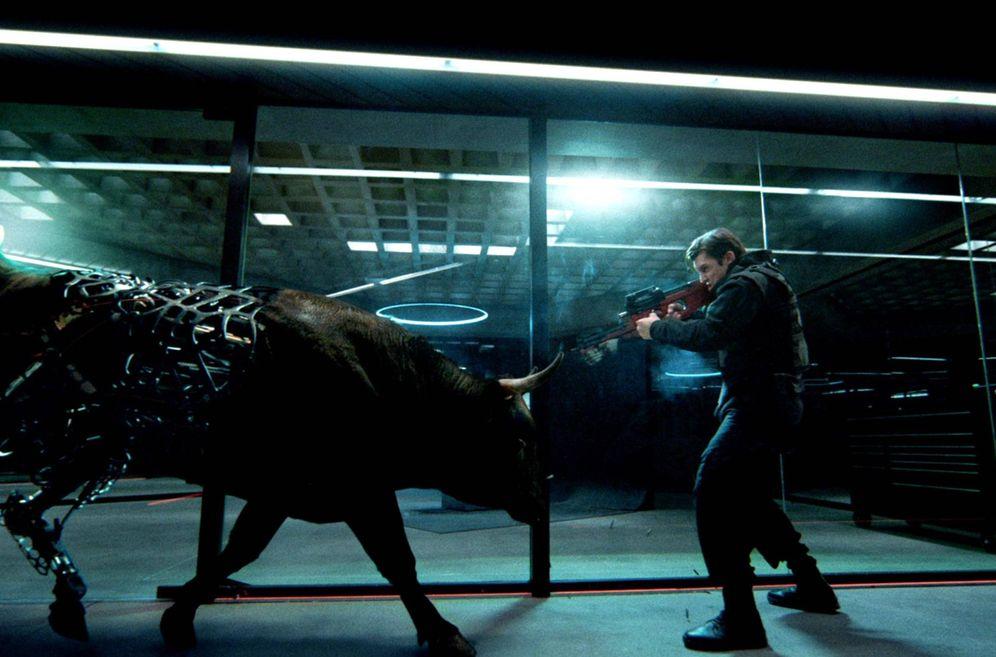 Foto: Imagen de la segunda temporada de 'Westworld'. (HBO)